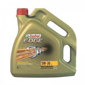 Синтетическое масло Castrol EDGE 5W-30 (4L)