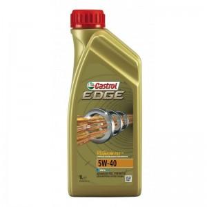Cинтетическое масло Castrol EDGE 5W-40 (1L)