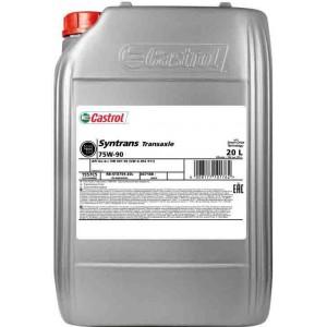 Трансмиссионное масло Castrol Syntrans Transaxle 75W90 (20)