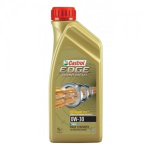 Cинтетическое моторное масло Castrol EDGE Turbo Diesel 0W-30 (1)