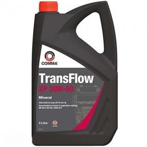 Минеральное моторное масло COMMA TRANSFLOW XP 20W50 (5)