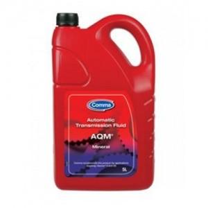 Минеральное масло для АКПП COMMA AQM (5)