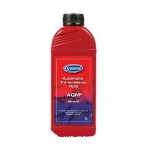 Минеральное масло для АКПП COMMA AQM (1)