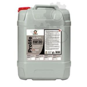 Синтетическое моторное масло Comma Prolife 5W30 (20)