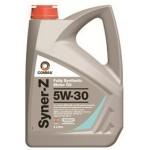 Синтетическое моторное масло Comma SYNER-Z 5W30 (4)