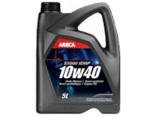 Полусинтетическое моторное масло ARECA 10W 40