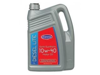 Полусинтетическое моторное масло Comma 10W 40