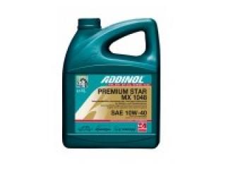 Полусинтетическое моторное масло ADDINOL 10 w 40