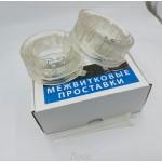 Проставки 35 мм межвитковые в пружины Силиконовые