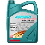 Синтетическое моторное масло ADDINOL Super Light 0540 5w40 (5)