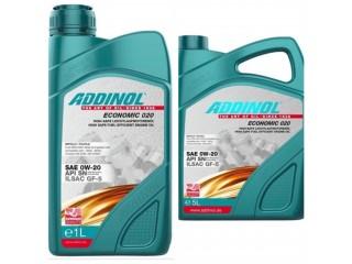 Синтетическое моторное масло ADDINOL Economic 020 OW-20 (1) (5)