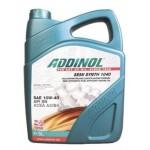 Полусинтетическое моторное масло ADDINOL Semi Symth1040 SAE 10w40 (5)