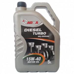 ADWA Turbo Diesel 15w 40 5L