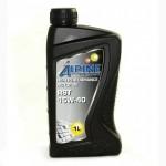 Минеральное моторное масло Alpine RST 15W-40 (1)