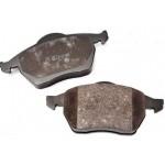 Тормозные колодки передние AUDI/SEAT/SKODA/VW Lucas GDB1275