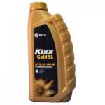 Полусинтетическое моторное масло KIXX GOLD SL 10w40 (1)