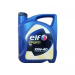 Полусинтетическое моторное масло ELF SPORTI TXI 10W-40 (4)