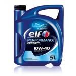 Полусинтетическое моторное масло Elf Performance Experty 10W-40 (5)