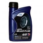 Тормозная жидкость Elf Moto Brake Fluid DOT-4 (0.5)