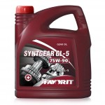 Favorit Syntgear GL-5 SAE 75W-90 (4 л)