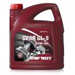 Favorit Gear GL-5 SAE 80W-90 (4 л)