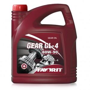 Favorit Gear GL-4 SAE 80W-90 (4 л)