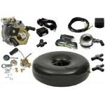 Tomasetto для VW, AUDI (моноинжектор Bosch) с тороидальным внутренним баллоном 42 л.