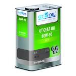 Трансмиссионное моторное масло GT Gear Oil 80w90 GL-4 (4л)