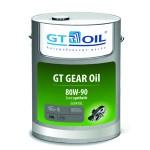 Трансмиссионное моторное масло GT Gear Oil 80w90 GL-4 (20л)