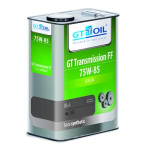 Трансмиссионное моторное масло GT Transmission FF 75w85 GL-4 (4л)