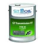 Трансмиссионное моторное масло GT Transmission FF 75w85 GL-4 (20л)