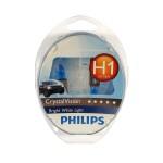 Галогенные автолампы Philips H1 12V 55W АГ-027