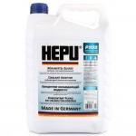 HEPU G11 концентрат синего антифриза  5л