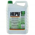 HEPU G11 концентрат зеленого антифриза 5л
