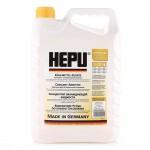 HEPU G11 желтый концентрат антифриза 5л