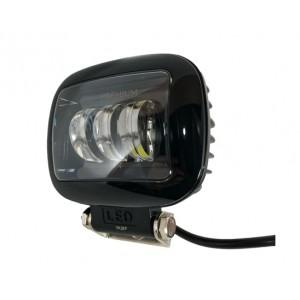 Светодиодная фара (LED) Лидер 27W квадратная ФЛ-009 Код товара ФЛ-311