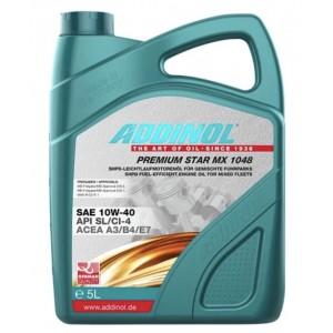 Полусинтетическое моторное масло ADDINOL Premium Star MX 1048 (5)