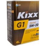 GS Oil Kixx G1 5W-30 (4л)