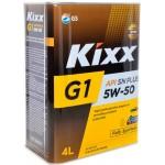GS Oil Kixx G1 5W-50 (4л)