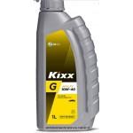 Полусинтетическое моторное масло Kixx G SL 10W-40 (1)