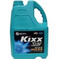 Синтетическое моторное масло Kixx SUV 5W-40 (KIXX D1 RV 5W-40) 6л