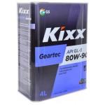 Трансмиссионное масло KIXX GEARTEC 80w90 (4)