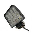 Светодиодная фара (LED) Лидер 48W квадратная ФЛ-013