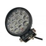 Светодиодная фара (LED) Лидер 42W круглая ФЛ-011