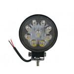 Светодиодная фара (LED) Лидер 27W круглая ФЛ-023