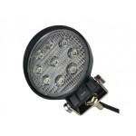Светодиодная фара (LED) Лидер 27W круглая ФЛ-007