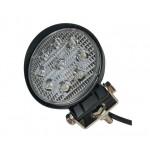 Светодиодная фара (LED) Лидер 27W круглая ФЛ-006