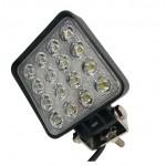 Светодиодная фара (LED) Лидер 48W квадратная ФЛ-012