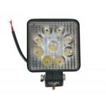 Светодиодная фара (LED) Лидер 27W круглая ФЛ-024