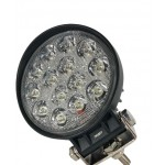 Светодиодная фара (LED) Лидер 42W круглая ФЛ-010